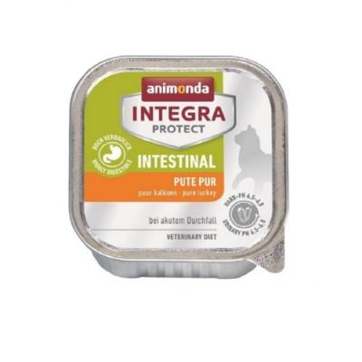 德國阿曼達ANIMONDA-專業貓咪處方食品-Ietestinal腸胃保健火雞肉100克 16罐組