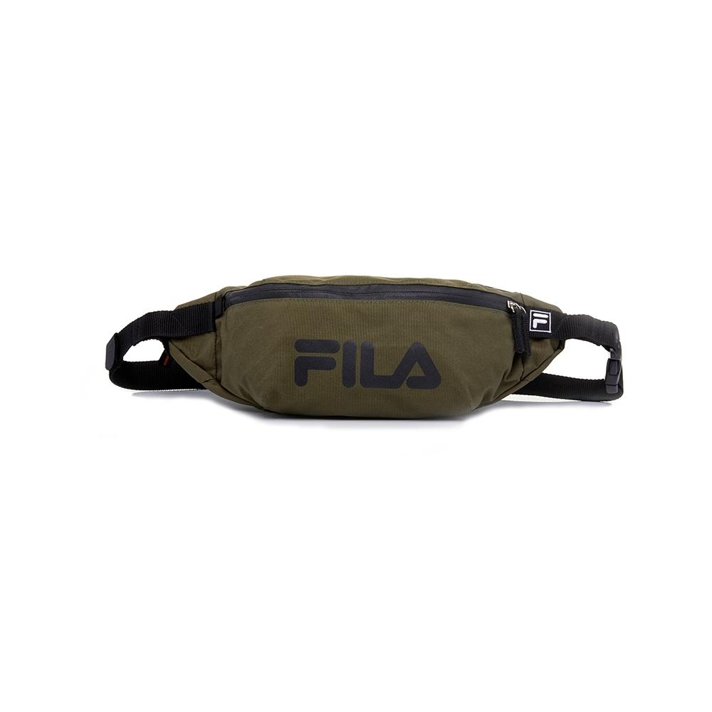 FILA 兩用腰包-橄綠 BWU-5405-OV