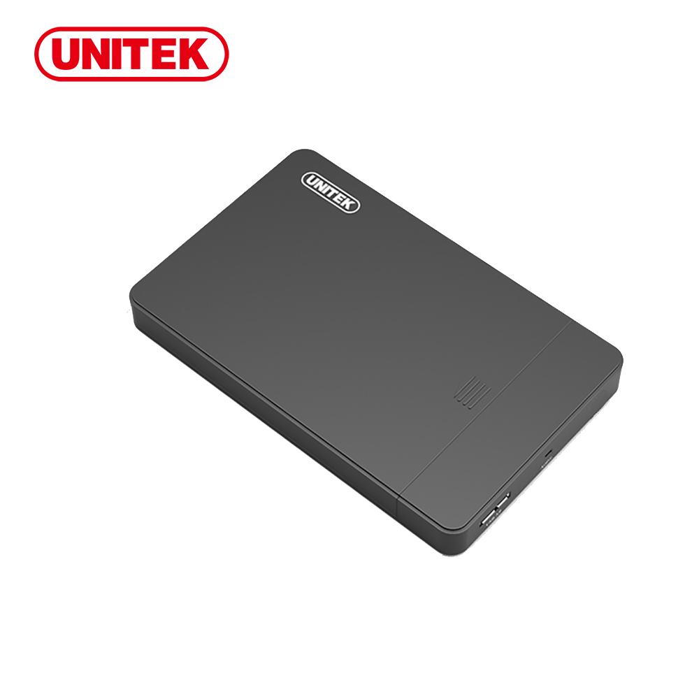 UNITEK 優越者2.5吋USB3.0外接硬碟盒
