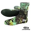 AROPEC Assassin 打獵男款潛水襪 迷彩綠