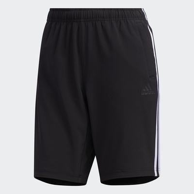 ADIDAS 短褲 運動 健身 慢跑 女款 黑 FT2877 1/2 SHORTS 3S
