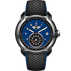 MINI Swiss Watches Cooper復古賽車腕錶(MINI-41)