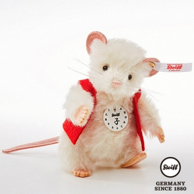 STEIFF德國金耳釦泰迪熊  Year of the Rat   鼠年 (限量版)