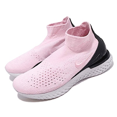Nike 慢跑鞋 Rise React 編織 女鞋