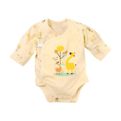 魔法Baby 台灣製薄款純棉護手連身衣 b0279