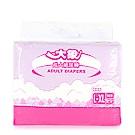 大象 成人紙尿褲 L-XL(40&-55)標準型 (16片x6包/箱,共96片)