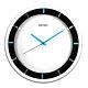 SEIKO 精工 / 跳色時尚 極簡風 滑動式秒針 餐廳客廳臥室 靜音掛鐘-白藍色/QXA769W product thumbnail 1