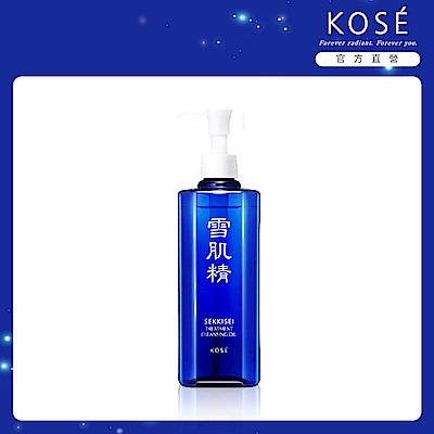 【官方直營】KOSE 高絲 雪肌精 淨透潔顏油N 300ml
