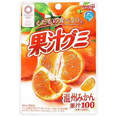 明治製果 溫州蜜柑軟糖(51g)