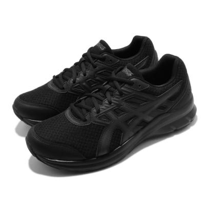 Asics 慢跑鞋 Jolt 3 4E 超寬楦 男鞋 亞瑟士 路跑 輕量 緩震 耐用 黑 1011B041002
