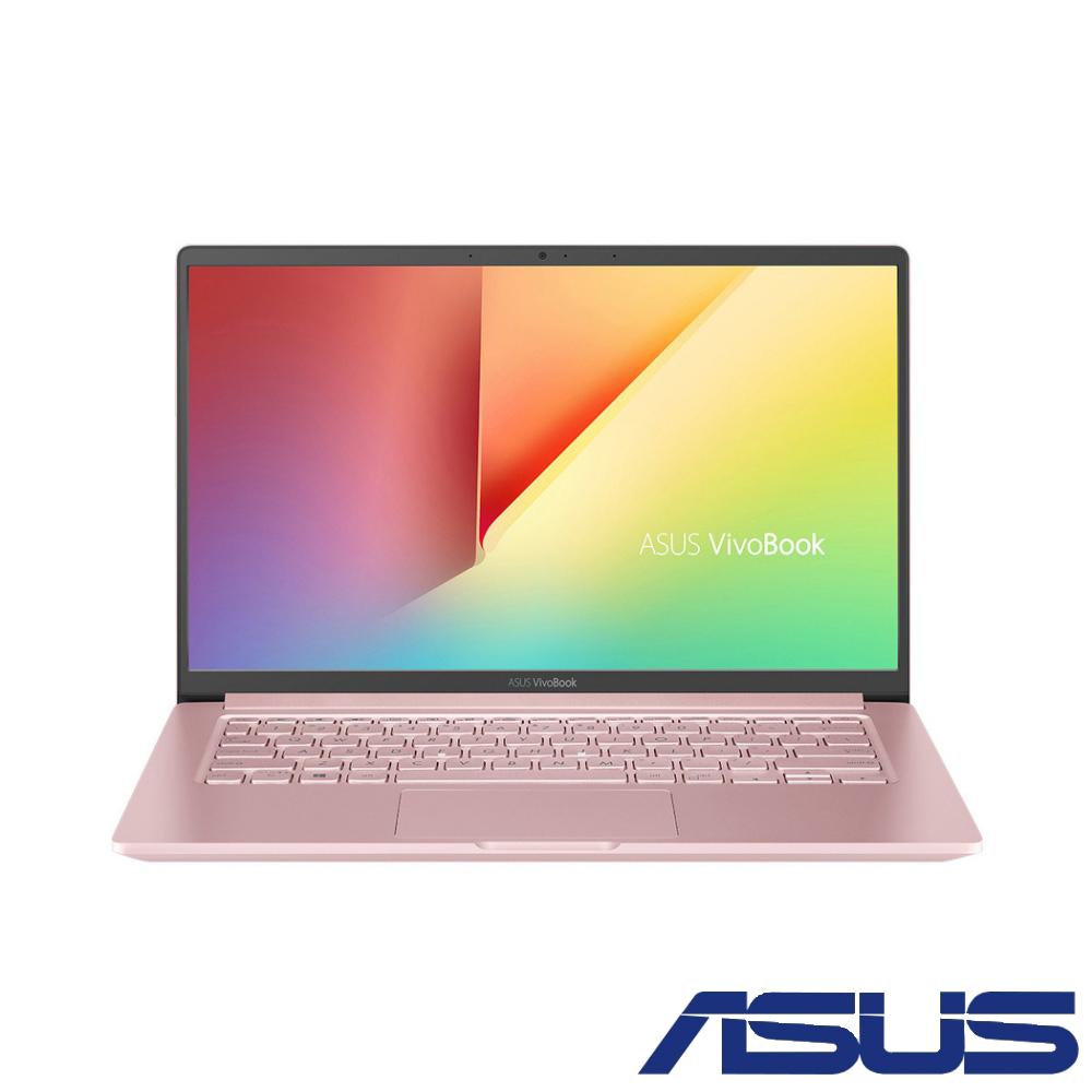 ASUS S403FA 14吋筆電(i5-10210U/8G/512G SSD/VivoBook/玫瑰金)
