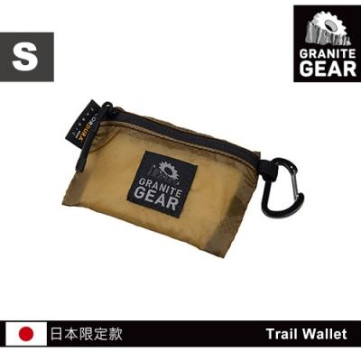 【日本限定款】Granite Gear 64501 Trail Wallet 輕量零錢包(S) / 狼棕色