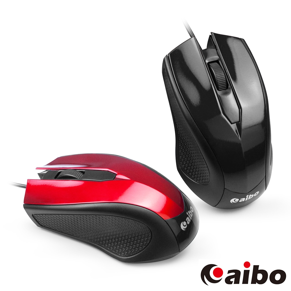 aibo KX1 極星 高解析有線光學滑鼠