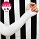 AQUA.X-超涼感冰絲防曬袖套-有指孔款-白色(勁涼戶外運動版) product thumbnail 1