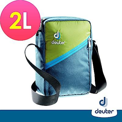 【德國DEUTER】ESCAPE II 2L側背包/隨身包/旅遊包4800117藍/綠