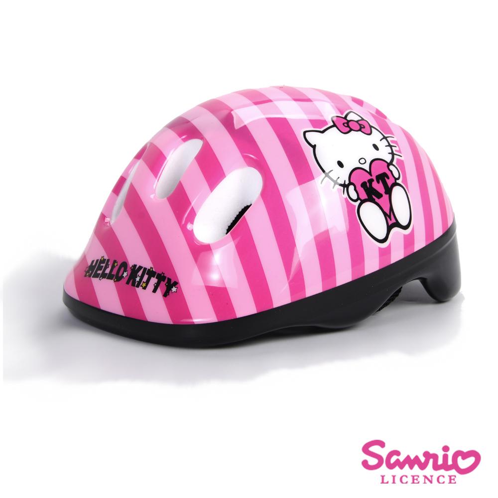 凡太奇 凱蒂貓KITTY。兒童運動安全帽 HCE21218-210