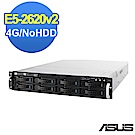 ASUS RS720-X7 E5-2620v2/4G/NoHDD/FD
