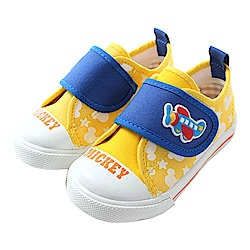 迪士尼米奇帆布鞋 sk0609 魔法Baby