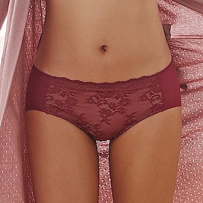 蕾黛絲-安全好感 無鋼圈靠過來搭配平口內褲 M-EL 戀玫紅