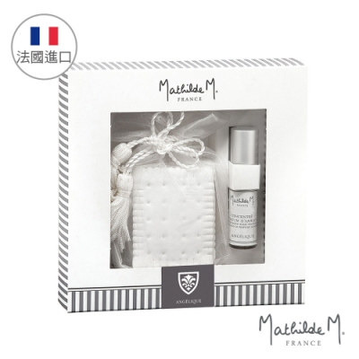 [ Mathilde M. 法國瑪恩] 香石餅乾香氛禮盒-天使之歌