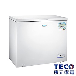 TECO東元 194L 上掀式冷凍櫃 RL2017W