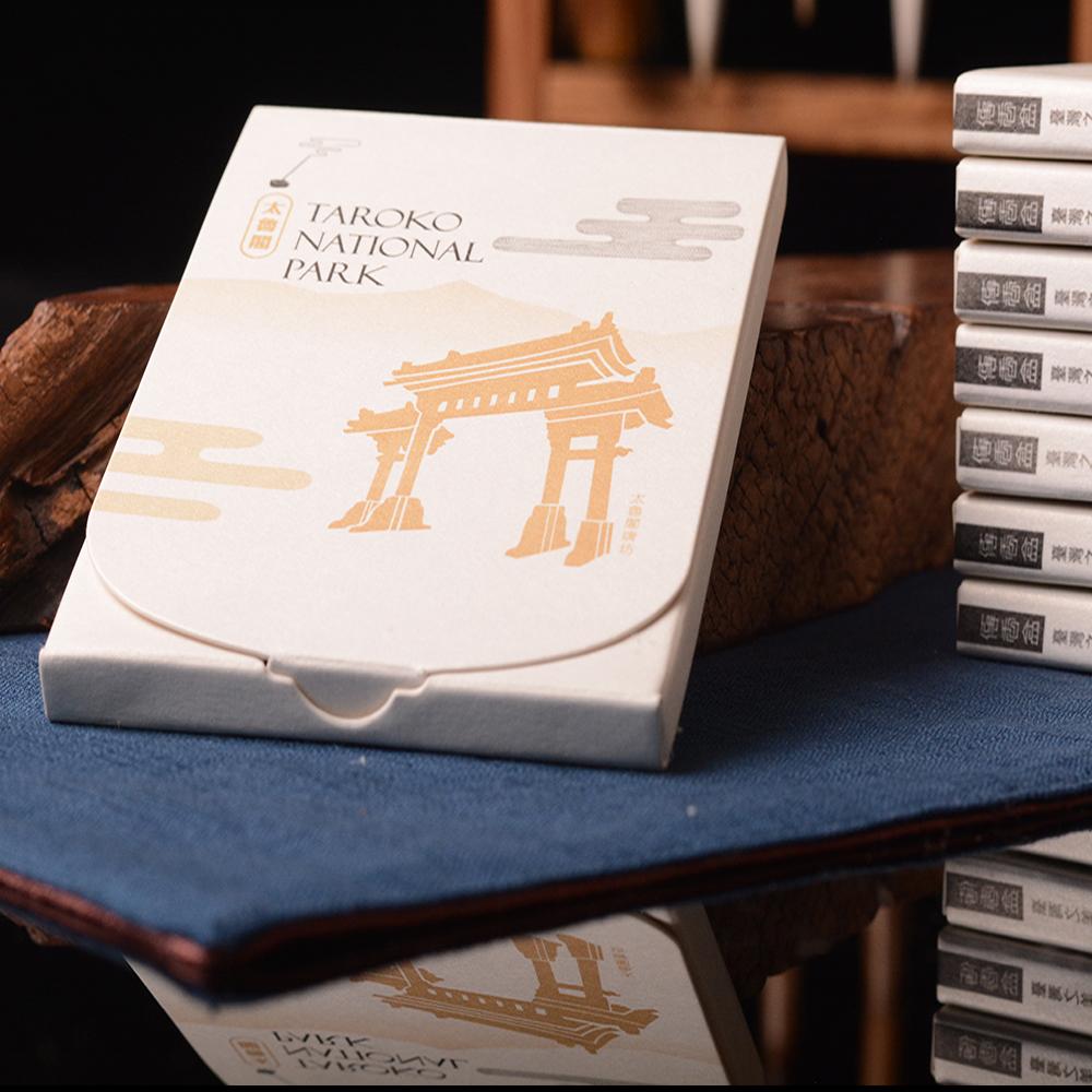 Fushankodo 富山香堂祈福保平安健康旺財富沉檀香_ 台灣之美傳香盒_1套 8盒 @ Y!購物
