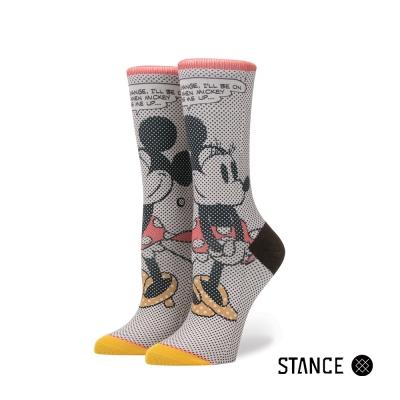 STANCE TICK TOCK MINNIE-女襪-休閒襪-Disney系列