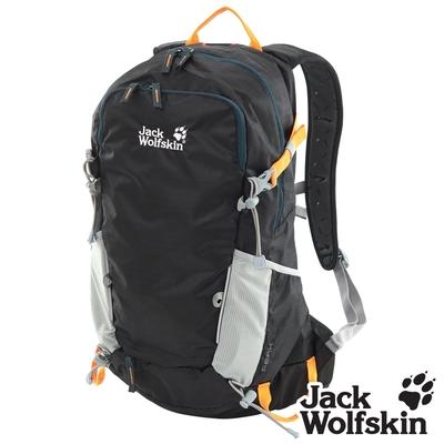 【Jack wolfskin 飛狼】Peak 登山背包 健行背包 25L『黑色』