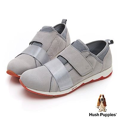 Hush Puppies CESKY 動能健走鞋-霧灰