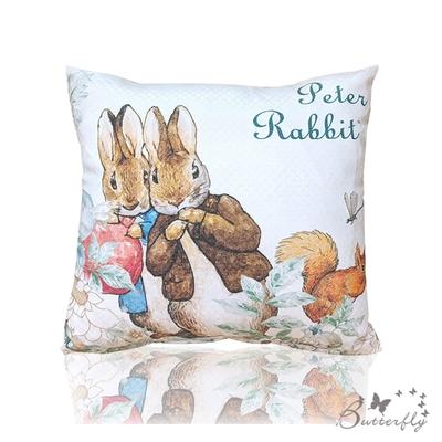 台製MIT 比得兔Peter Rabbit彼得兔經典系列抱枕 (5款)
