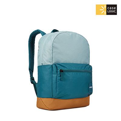 Case Logic-CAMPUS 24L筆電後背包CCAM-1116-淺藍綠/深藍綠