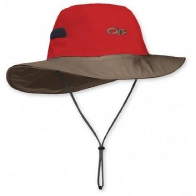 Outdoor Research 82130 GoreTex 防水圓盤帽 紅