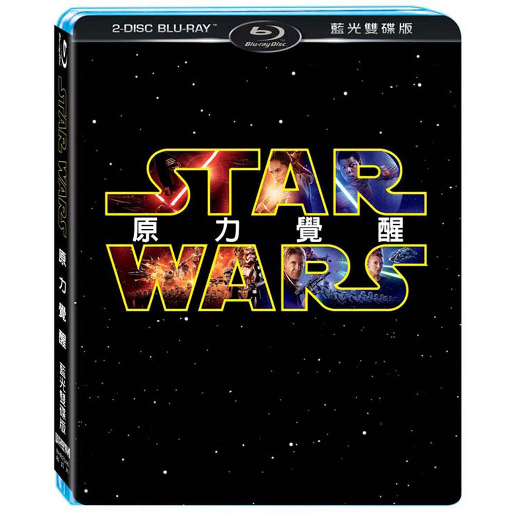 Star Wars:原力覺醒 雙碟版 藍光 BD