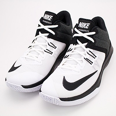 NIKE-男籃球鞋921692100-白