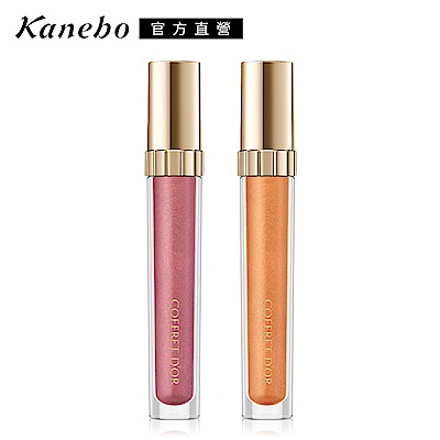 Kanebo 佳麗寶 COFFRET D OR光透立體眼彩蜜3.2g