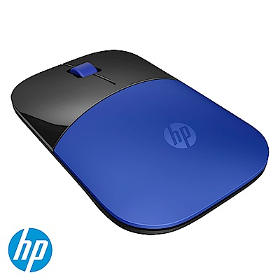 HP Z3700 輕薄藍無線滑鼠