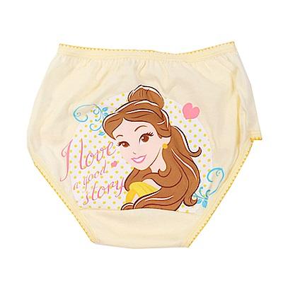 魔法Baby 迪士尼美女與野獸三角內褲(四件一組) k50437
