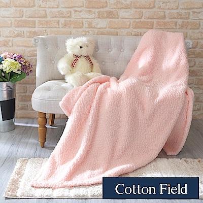 棉花田 米亞 超細纖維輕柔暖隨意毯-4色可選