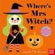 Where's Mrs Witch? 女巫在那裡?不織布翻翻書 product thumbnail 1