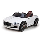 【親親】原廠授權賓利電動車-白色(RT-1166)