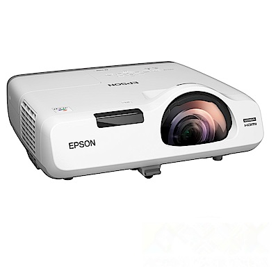 EPSON XGA 短距超亮彩投影機 EB-530