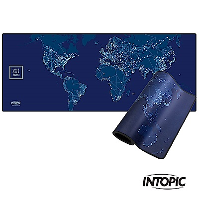 INTOPIC 廣鼎 多用途大尺寸鼠墊(PD-TL-001)