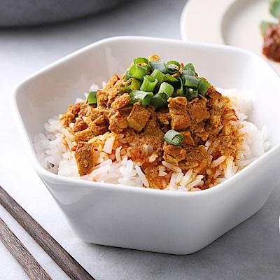 花蓮家咖哩 南洋咖哩乾拌麵醬-香辣(120gx6包)