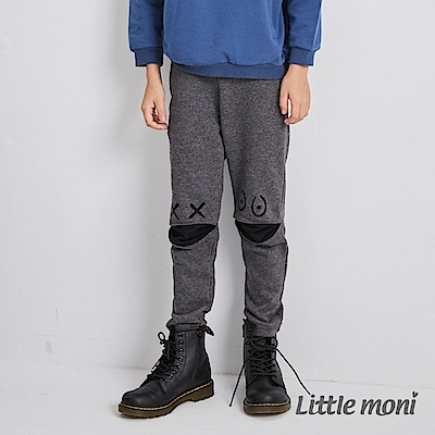 Little moni 怪獸造型休閒褲(共2色)