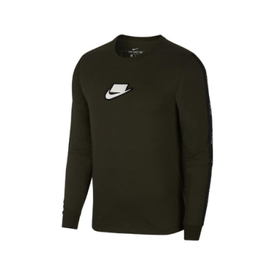 Nike T恤 NSW Long Sleeve Tee 男款