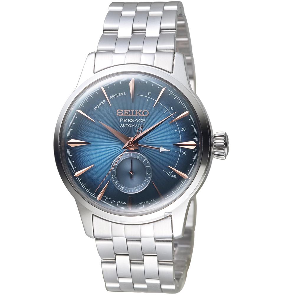 SEIKO精工Presage來台65週年深秋紀念錶( SSA403J1)