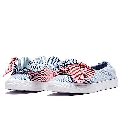 CONVERSE- SLIP AEGEAN女休閒鞋-藍