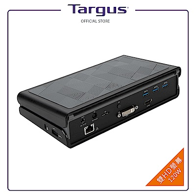 Targus USB3.0 DVHD 多功能擴充埠-DOCK171