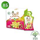【香檬園】香檬3比8水噹噹x6盒(20包/盒)