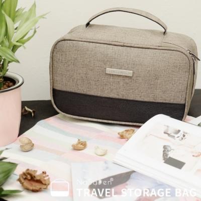 NaSaDen 內在美收納袋→內衣/內褲/襪子/私密物品收納袋(咖啡棕)